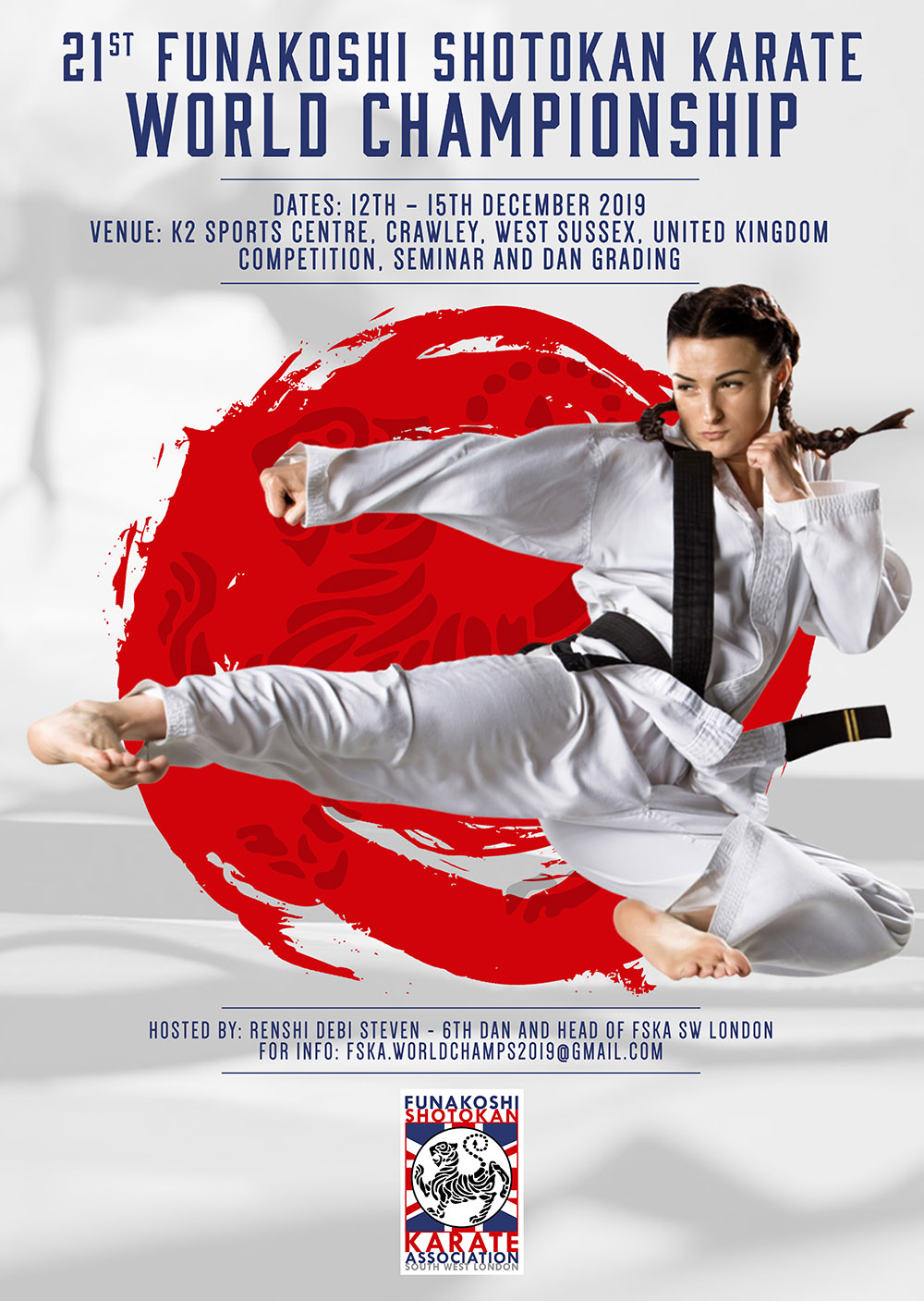 21st Funakoshi Shotokan Karate World Championship